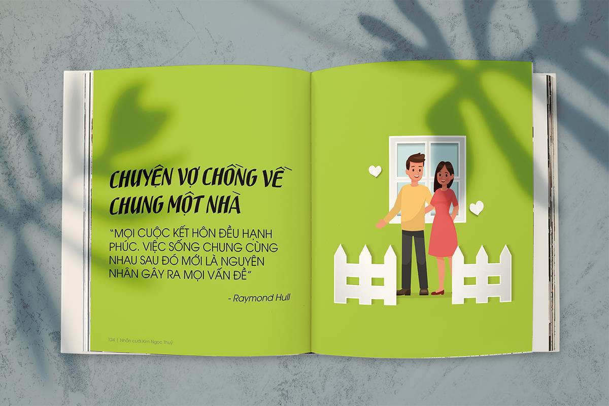 Ra mắt sách hot: Cưới Đi Đợi Chi - Bí kíp vàng để có cuộc hôn nhân bền vững - Ảnh 2.