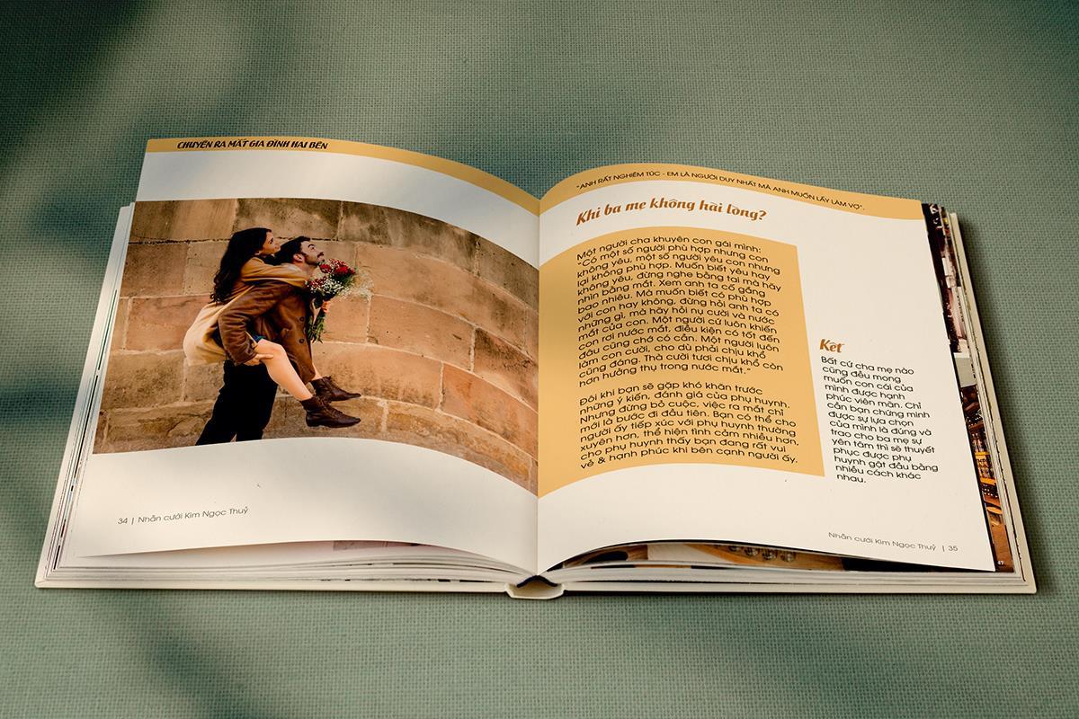 Ra mắt sách hot: Cưới Đi Đợi Chi - Bí kíp vàng để có cuộc hôn nhân bền vững - Ảnh 4.