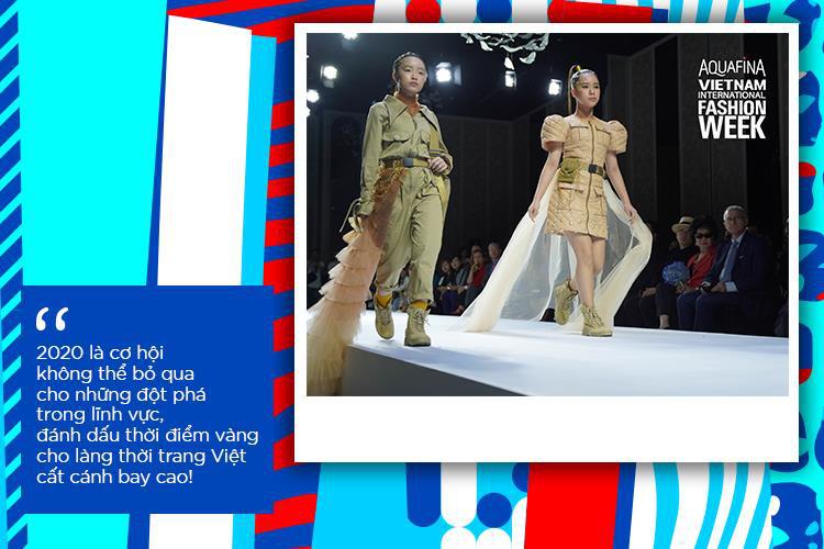 Vén màn bí mật đằng sau những họa tiết đinh trong BST đánh dấu sự trở lại của NTK Công Trí trong Aquafina Vietnam International Fashion Week - Ảnh 6.