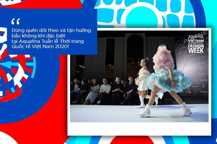 Vén màn bí mật đằng sau những họa tiết đinh trong BST đánh dấu sự trở lại của NTK Công Trí trong Aquafina Vietnam International Fashion Week - Ảnh 7.