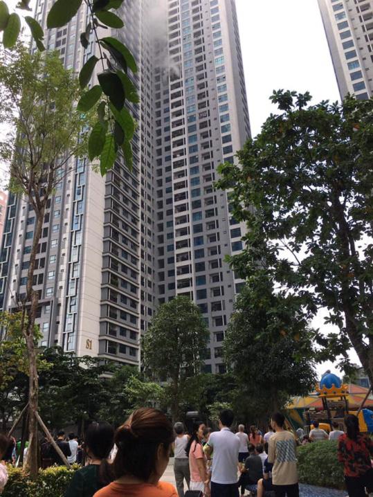 Tầm quan trọng của hệ thống phòng cháy chữa cháy tại các dự án chung cư phức hợp - Ảnh 2.