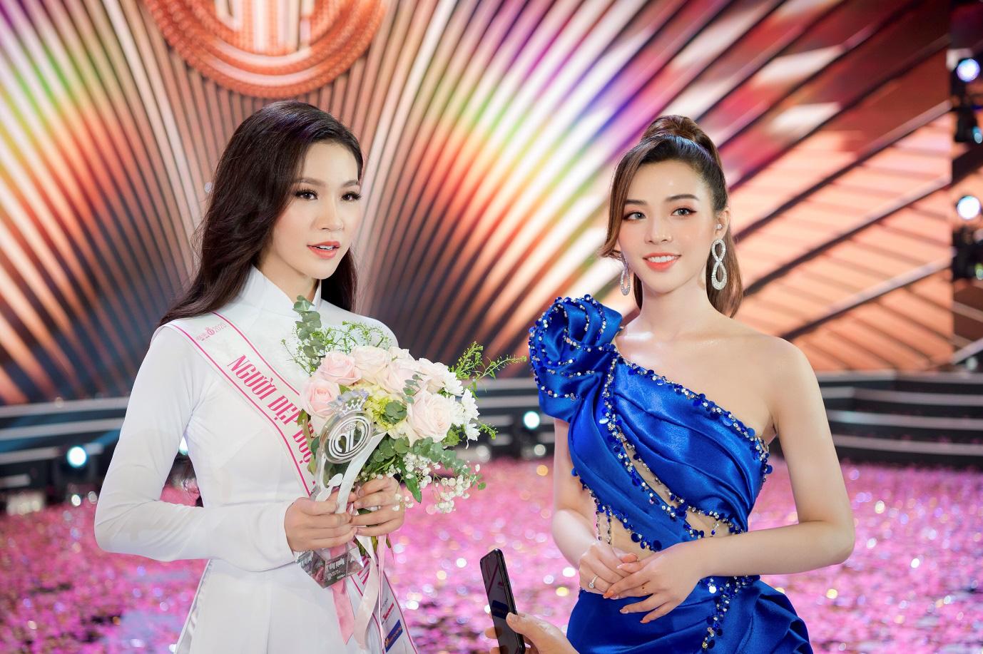 Đậu Hải Minh Anh: Giải thưởng Người đẹp được yêu thích nhất là dấu mốc đời tôi - Ảnh 2.