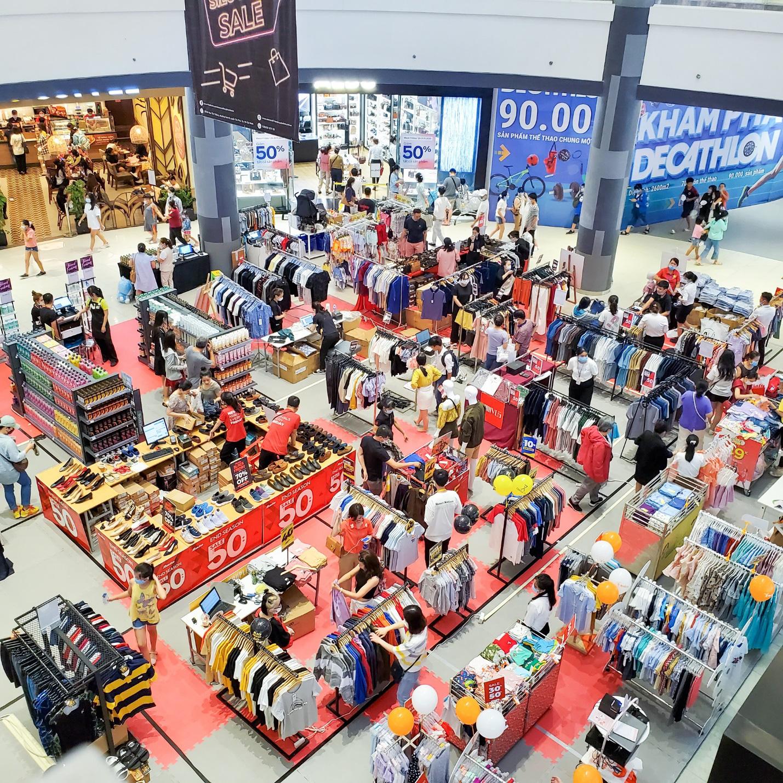 """Black Friday - """"Hóa đen dài tập"""" với """"Siêu Bão Sale"""" chỉ có tại Trung tâm mua sắm AEON Mall! - Ảnh 2."""