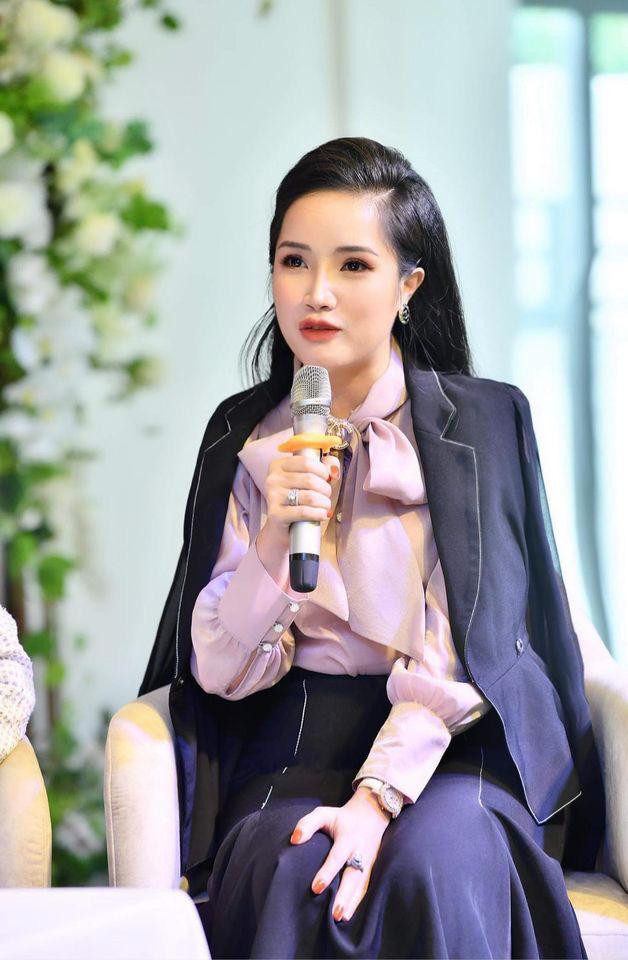 Doanh nhân Đỗ Hương Ly - người được mệnh danh là nữ hoàng truyền thông - Ảnh 2.