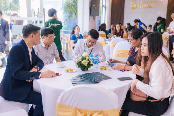 Thái Nguyên Tower tạo nên sức hút mạnh mẽ tại thị trường BĐS khu vực - Ảnh 2.
