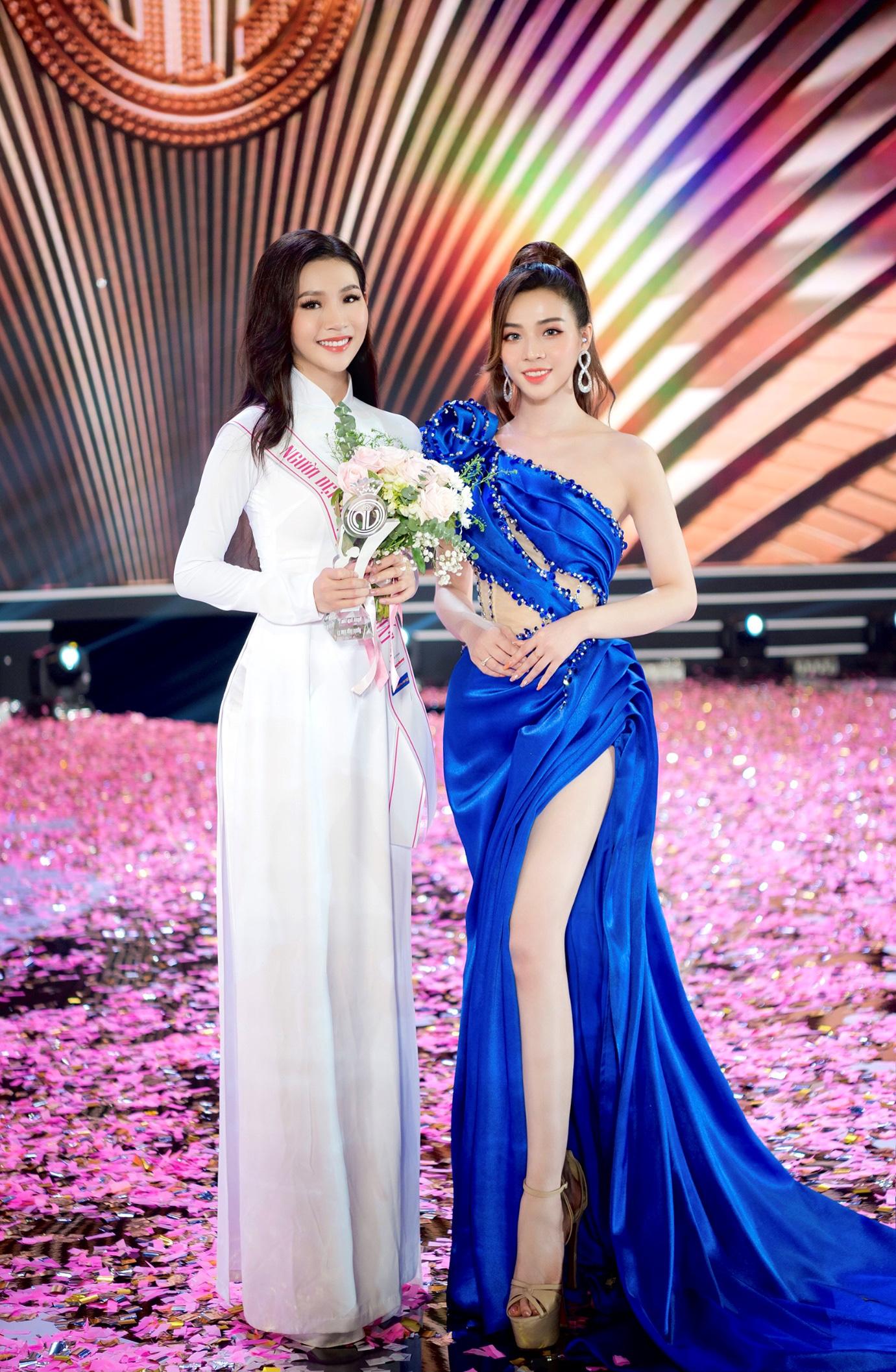 Đậu Hải Minh Anh: Giải thưởng Người đẹp được yêu thích nhất là dấu mốc đời tôi - Ảnh 6.
