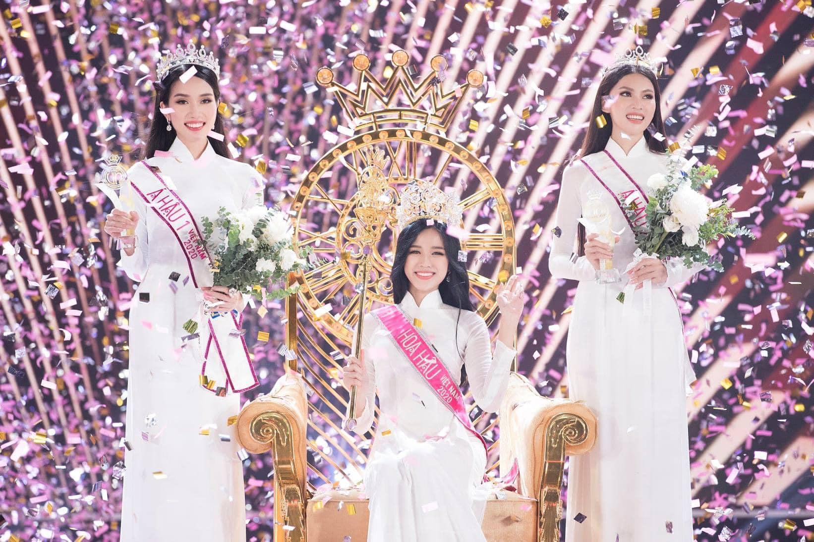 Những khoảnh khắc tỏa sáng của top 3 Hoa hậu Việt Nam cùng thời trang NEVA - Ảnh 6.
