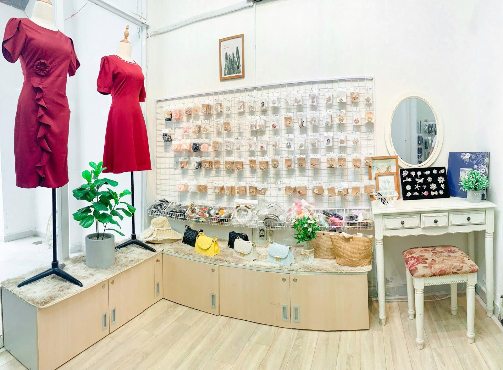 Sắm ngay váy áo ngọt ngào diện thu đông ở Nhật Vy Boutique - Ảnh 2.