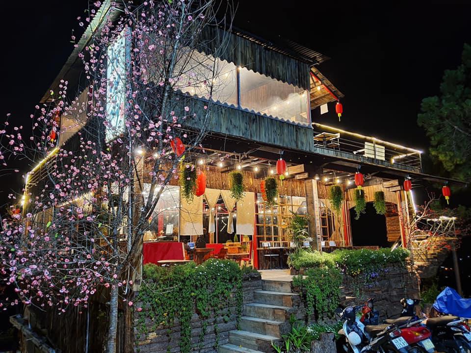 """Kimochi coffee địa điểm """"săn mây"""" không thể bỏ lỡ tại """"Vùng đất mơ"""" Đà Lạt - Ảnh 1."""