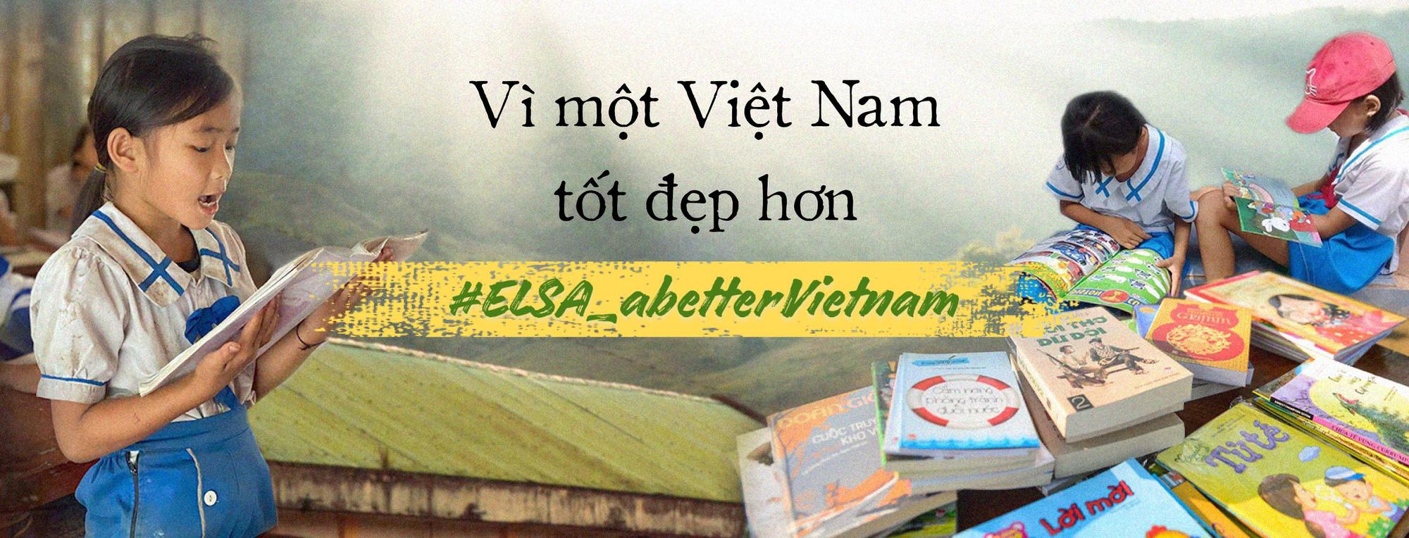 """Chiến dịch """"Vì một Việt Nam tốt đẹp hơn"""" của startup Việt ELSA: Giáo dục là nền tảng - Ảnh 2."""