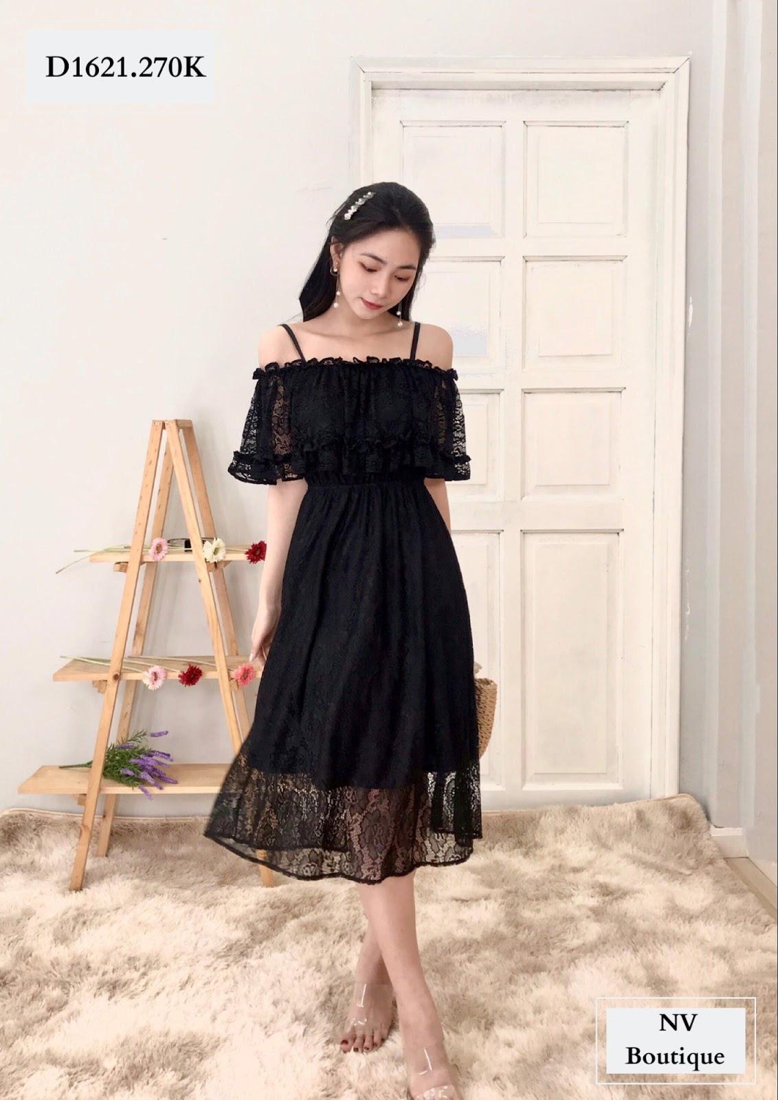 Sắm ngay váy áo ngọt ngào diện thu đông ở Nhật Vy Boutique - Ảnh 4.