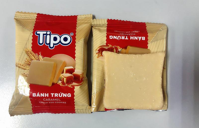 Kiểm chứng bánh trứng Tipo caramel gây sốt cộng đồng mạng - Ảnh 4.