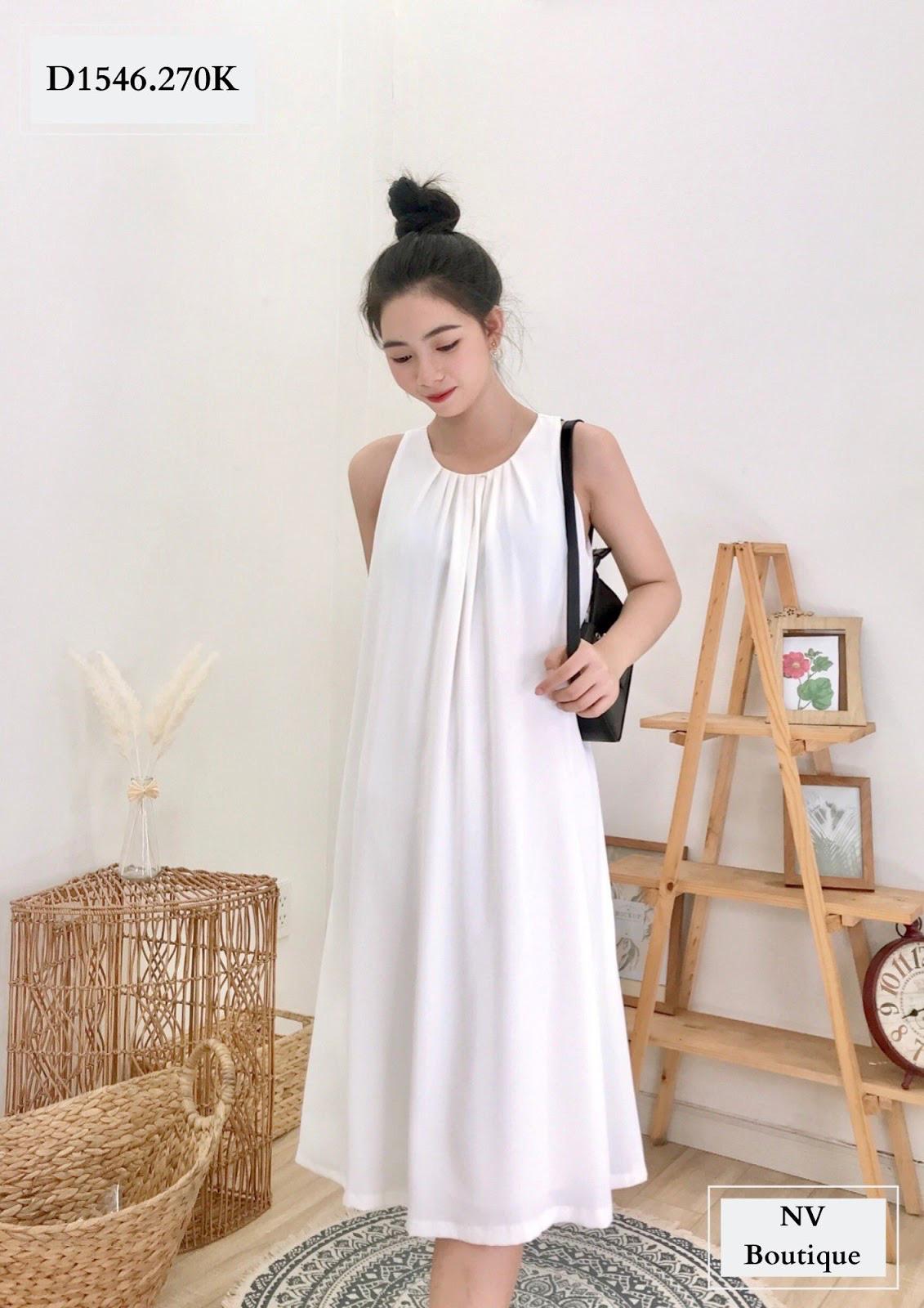 Sắm ngay váy áo ngọt ngào diện thu đông ở Nhật Vy Boutique - Ảnh 5.