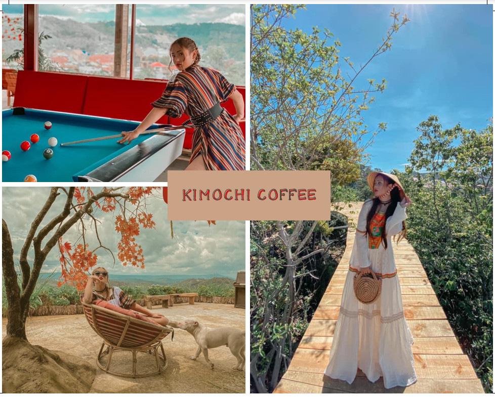 """Kimochi coffee địa điểm """"săn mây"""" không thể bỏ lỡ tại """"Vùng đất mơ"""" Đà Lạt - Ảnh 5."""