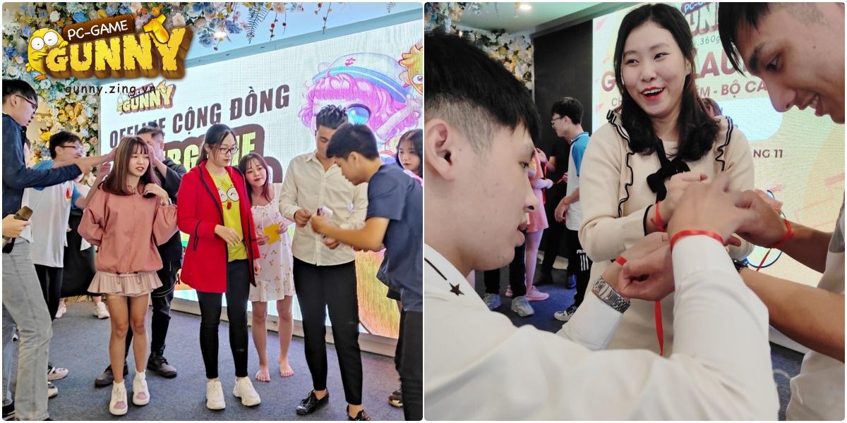 """Cộng đồng Gunny PC """"quẩy"""" hết mình trong buổi offline tại Thủ đô Hà Nội và TP.HCM - Ảnh 5."""