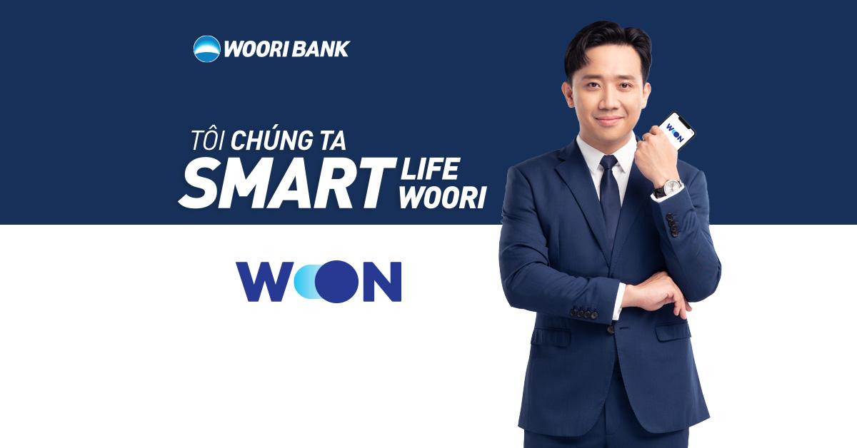 Trấn Thành, Hari Won trở thành Đại sứ thương hiệu Ngân hàng Woori Việt Nam - Ảnh 1.