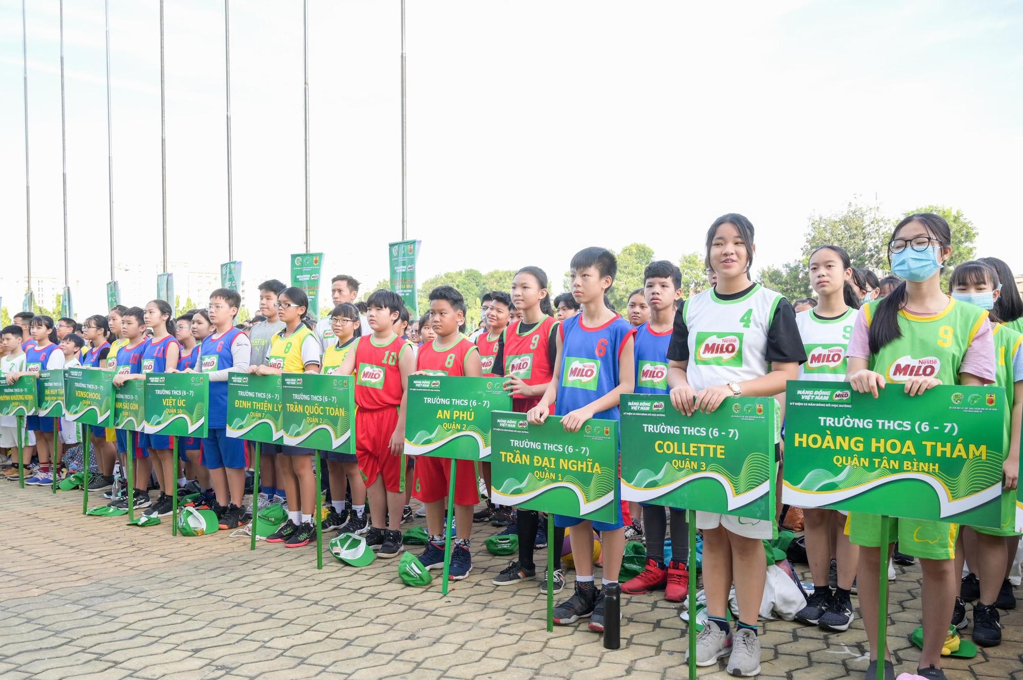 Có một thế hệ trẻ Việt trưởng thành từ sân bóng rổ - Ảnh 2.