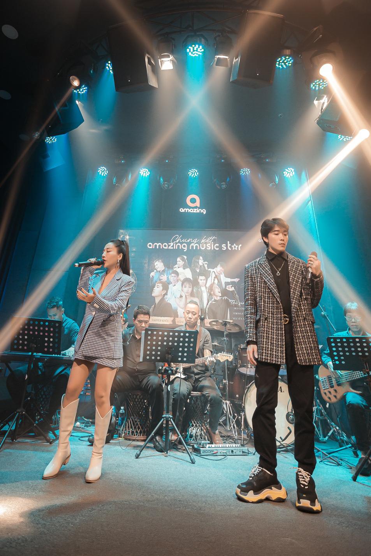 Sân chơi âm nhạc Amazing Music Star mùa 2 đã chính thức khép lại với kết quả bất ngờ: Gọi tên đến tận 2 quán quân! - Ảnh 3.