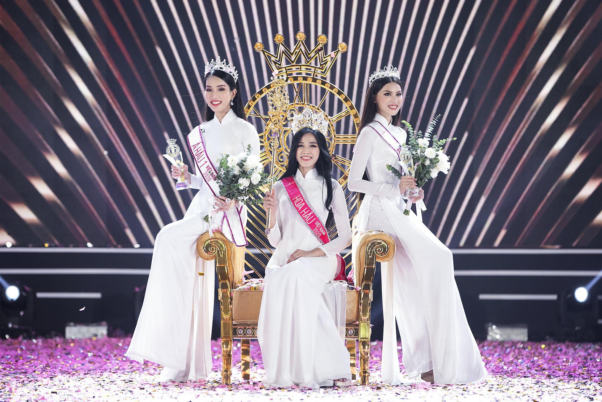 Go Spring đồng hành cùng Hoa hậu Việt Nam 2020 tại đêm Chung kết - Đêm bùng nổ của thập kỷ hương sắc mới - Ảnh 2.