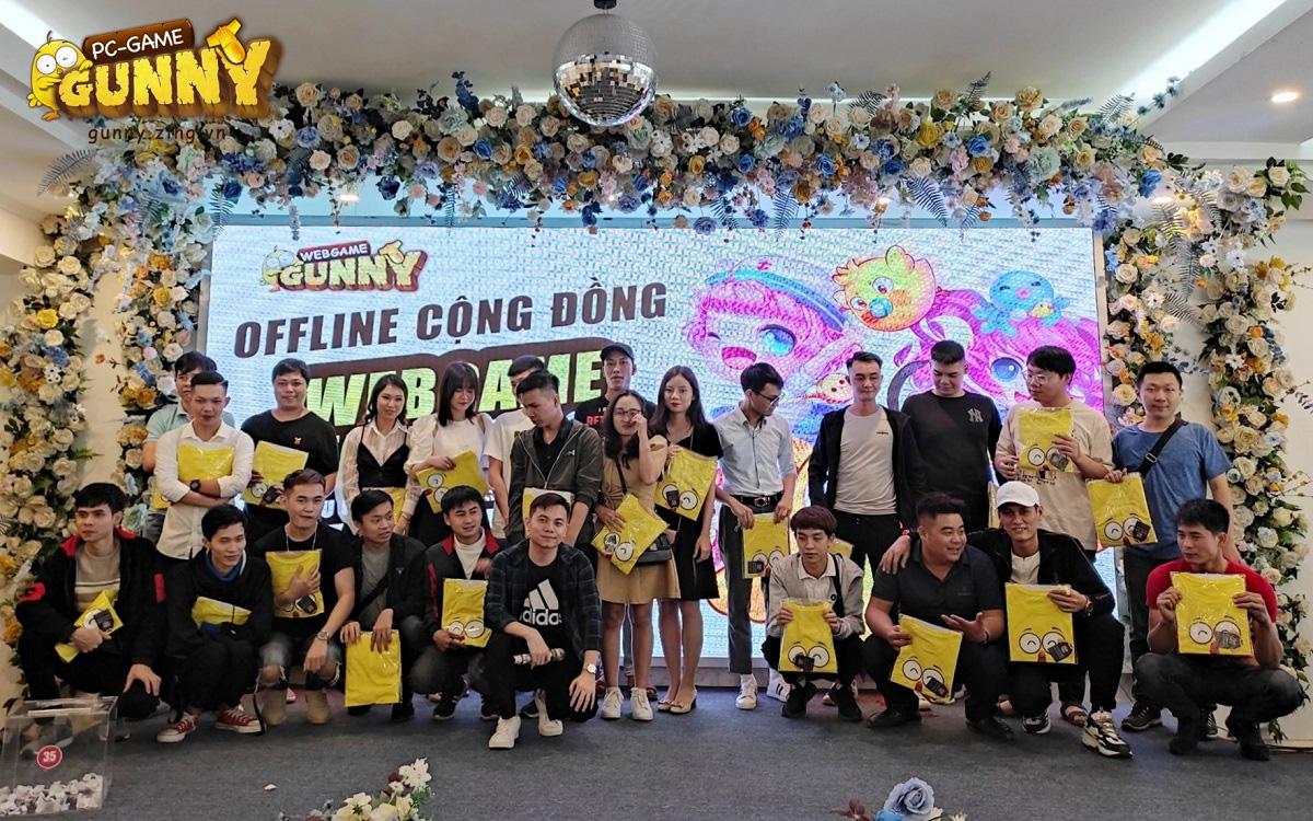 """Cộng đồng Gunny PC """"quẩy"""" hết mình trong buổi offline tại Thủ đô Hà Nội và TP.HCM - Ảnh 2."""