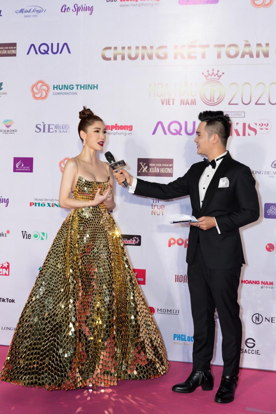 CEO Sìe Dentist trao tặng phần thưởng 600 triệu đồng cho Top 3 Hoa hậu Việt Nam 2020 - Ảnh 3.