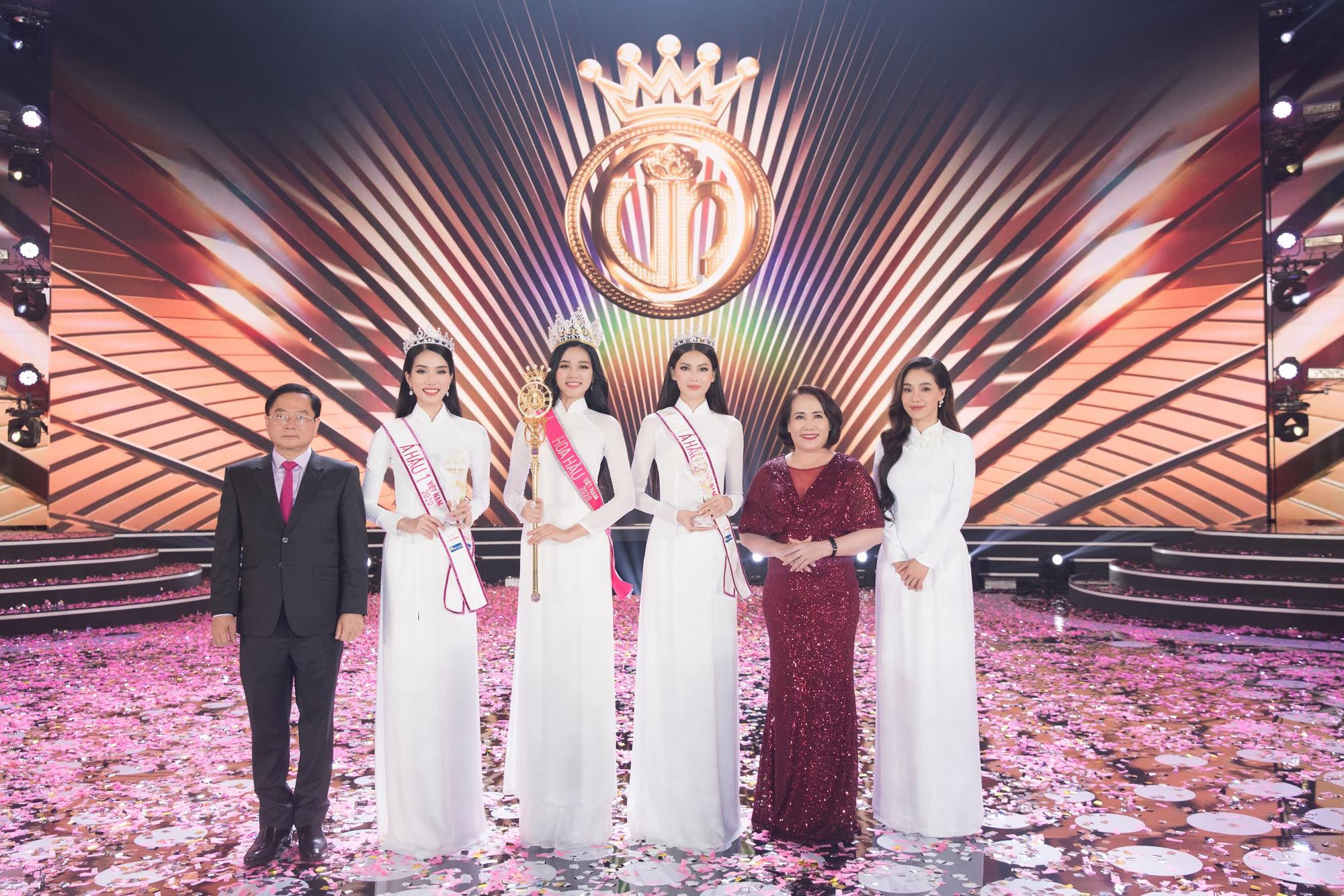 Go Spring đồng hành cùng Hoa hậu Việt Nam 2020 tại đêm Chung kết - Đêm bùng nổ của thập kỷ hương sắc mới - Ảnh 3.