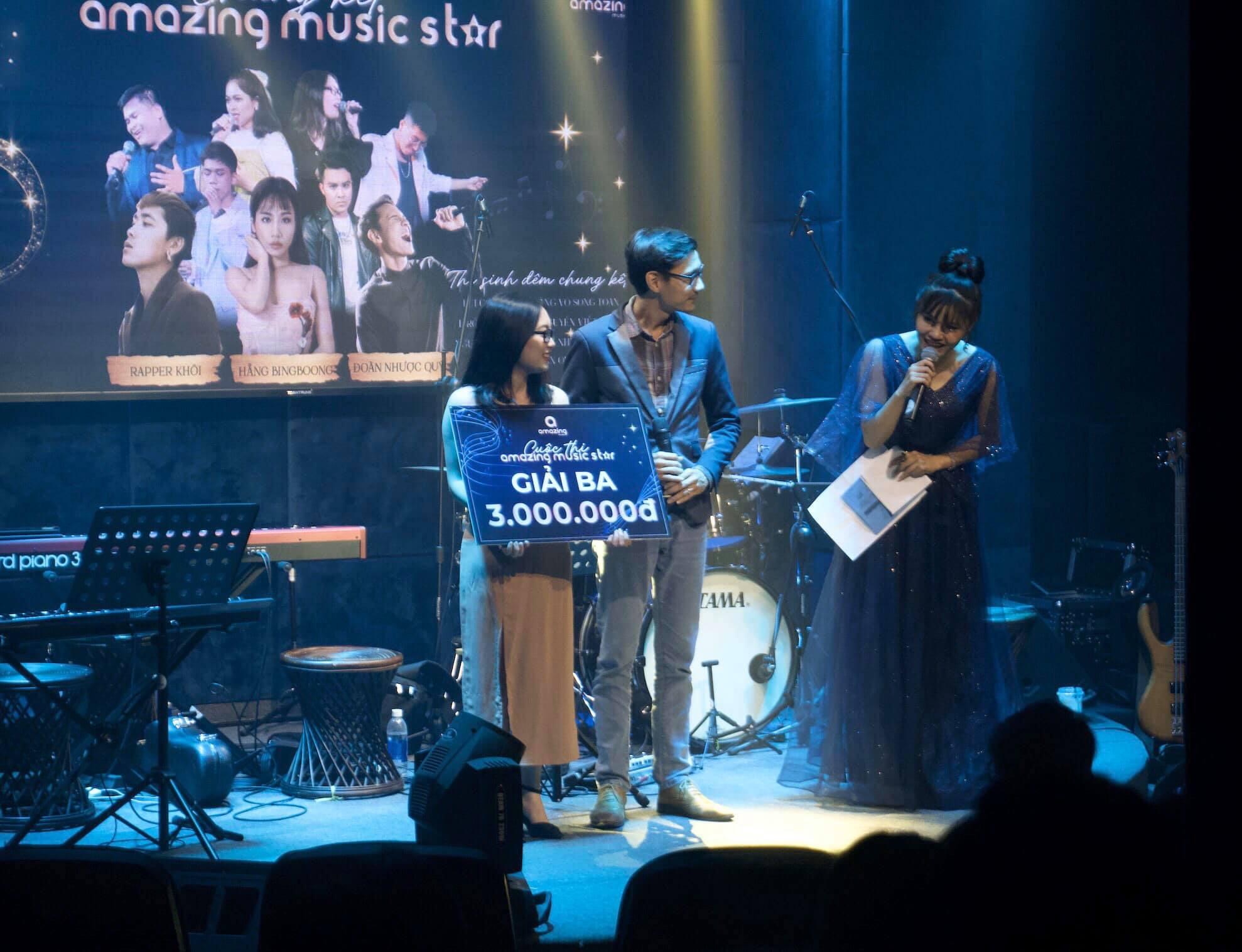 Sân chơi âm nhạc Amazing Music Star mùa 2 đã chính thức khép lại với kết quả bất ngờ: Gọi tên đến tận 2 quán quân! - Ảnh 5.