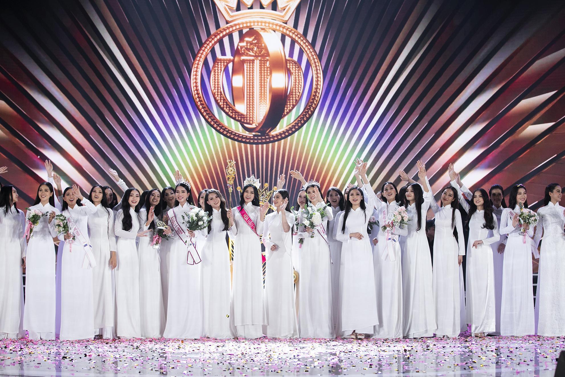 Go Spring đồng hành cùng Hoa hậu Việt Nam 2020 tại đêm Chung kết - Đêm bùng nổ của thập kỷ hương sắc mới - Ảnh 4.