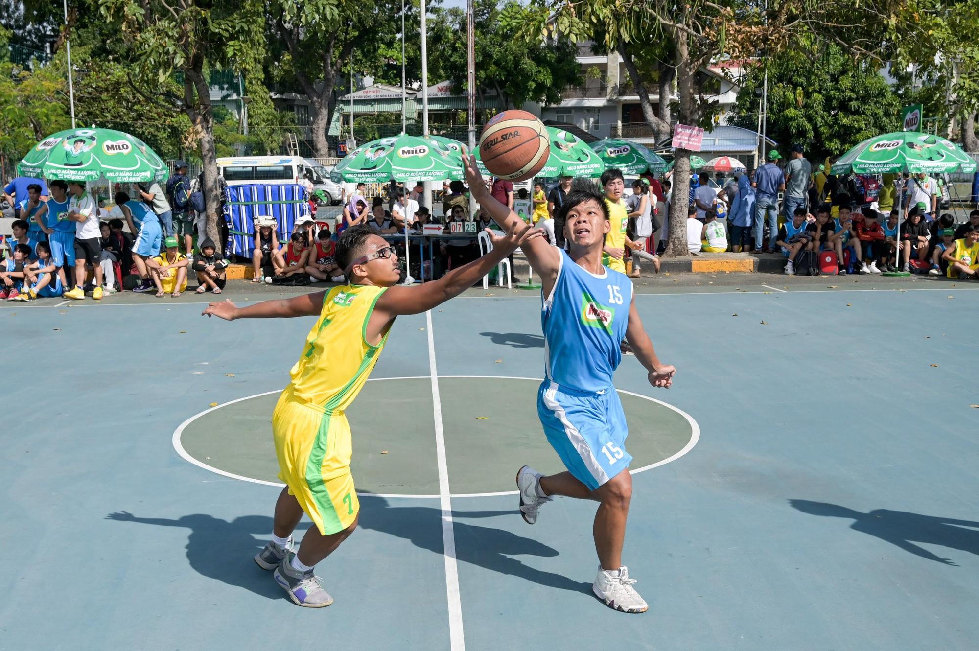 Có một thế hệ trẻ Việt trưởng thành từ sân bóng rổ - Ảnh 5.