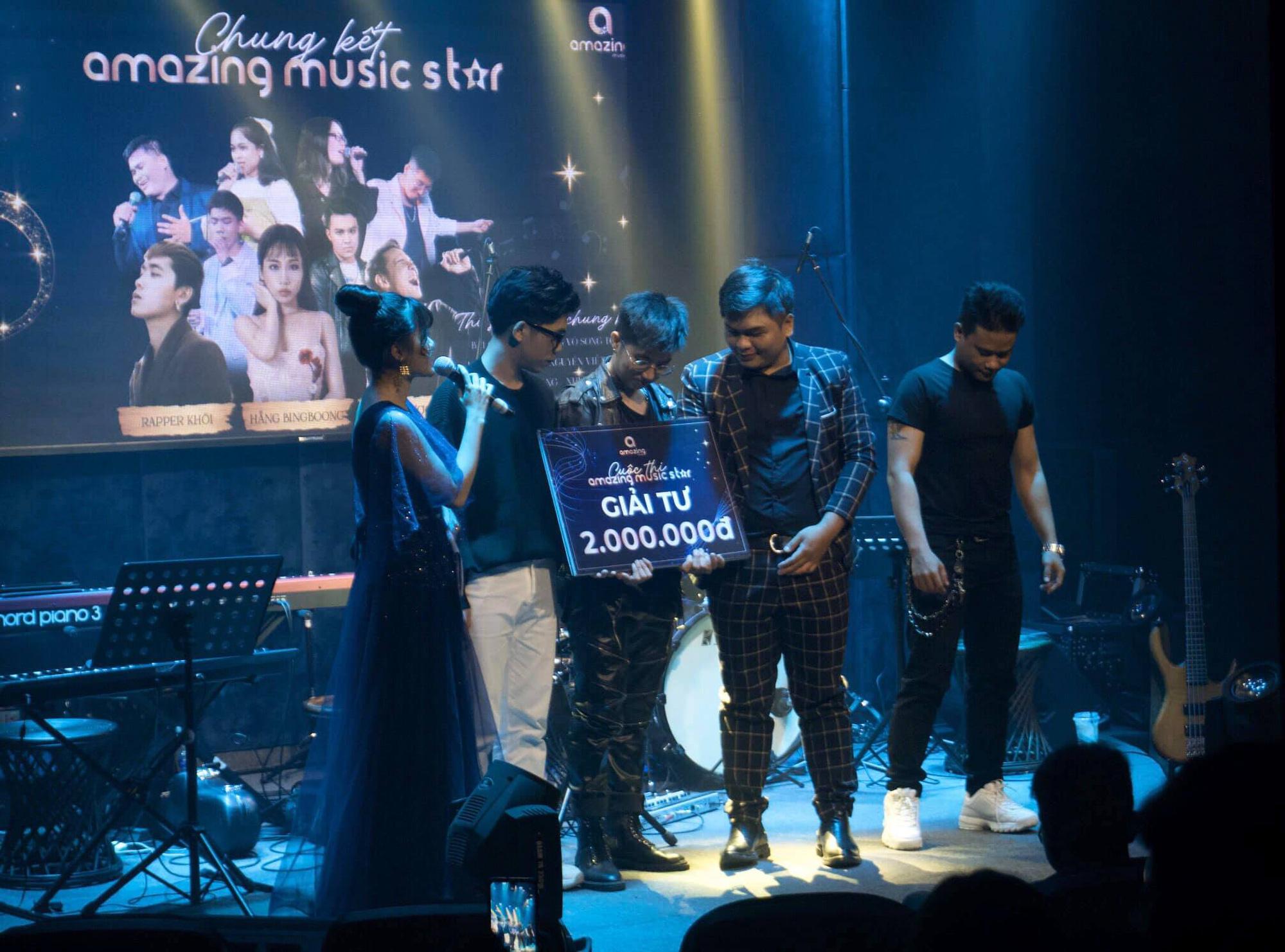 Sân chơi âm nhạc Amazing Music Star mùa 2 đã chính thức khép lại với kết quả bất ngờ: Gọi tên đến tận 2 quán quân! - Ảnh 6.