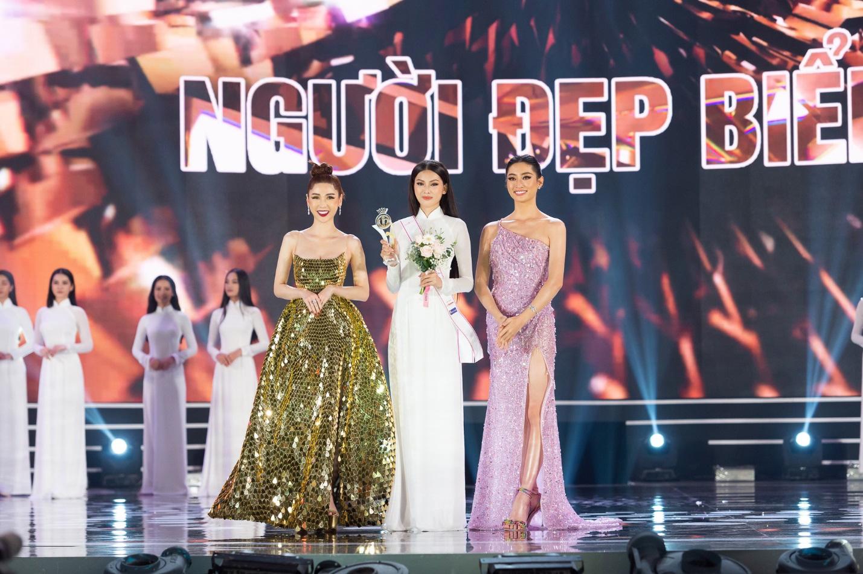 CEO Sìe Dentist trao tặng phần thưởng 600 triệu đồng cho Top 3 Hoa hậu Việt Nam 2020 - Ảnh 5.