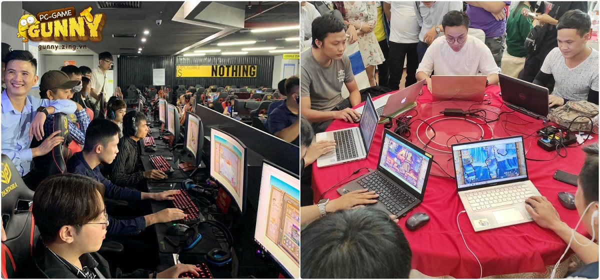 """Cộng đồng Gunny PC """"quẩy"""" hết mình trong buổi offline tại Thủ đô Hà Nội và TP.HCM - Ảnh 7."""
