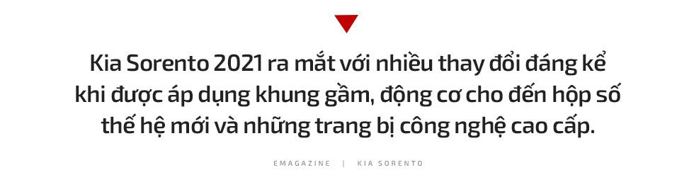Kia Sorento 2021 qua cảm nhận của khách hàng Việt: Mẫu xe đáng cân nhắc ở thời điểm hiện tại - Ảnh 1.
