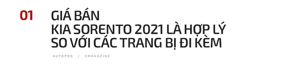 Kia Sorento 2021 qua cảm nhận của khách hàng Việt: Mẫu xe đáng cân nhắc ở thời điểm hiện tại - Ảnh 2.