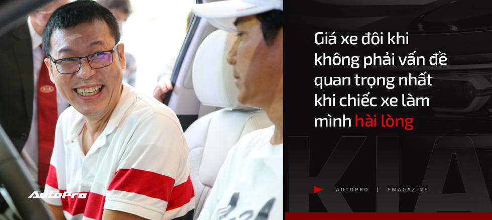 Kia Sorento 2021 qua cảm nhận của khách hàng Việt: Mẫu xe đáng cân nhắc ở thời điểm hiện tại - Ảnh 4.