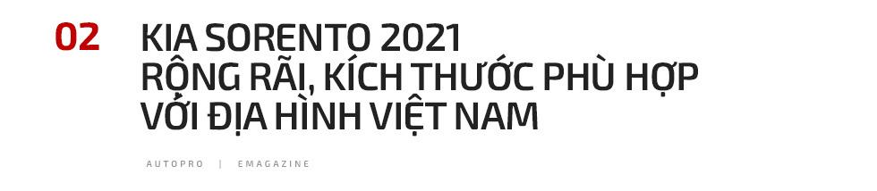Kia Sorento 2021 qua cảm nhận của khách hàng Việt: Mẫu xe đáng cân nhắc ở thời điểm hiện tại - Ảnh 5.