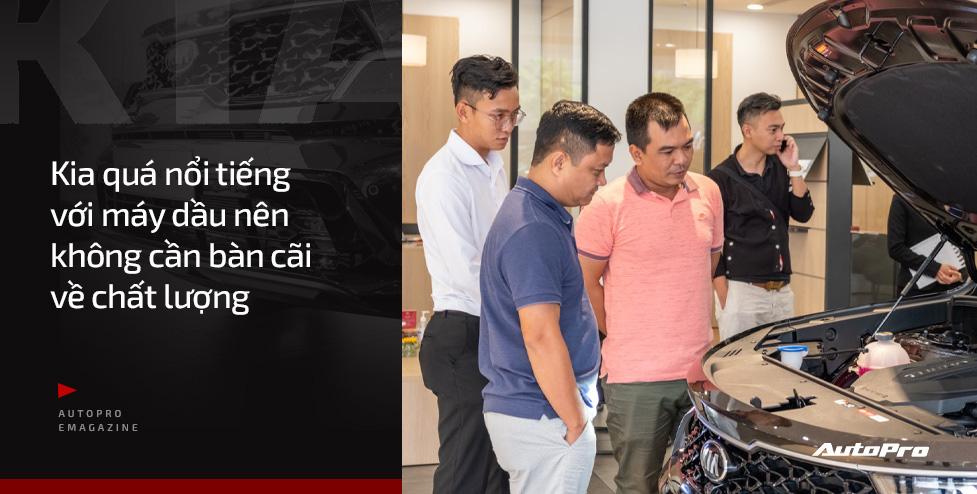 Kia Sorento 2021 qua cảm nhận của khách hàng Việt: Mẫu xe đáng cân nhắc ở thời điểm hiện tại - Ảnh 10.