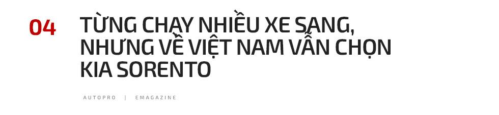 Kia Sorento 2021 qua cảm nhận của khách hàng Việt: Mẫu xe đáng cân nhắc ở thời điểm hiện tại - Ảnh 11.