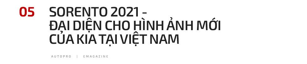 Kia Sorento 2021 qua cảm nhận của khách hàng Việt: Mẫu xe đáng cân nhắc ở thời điểm hiện tại - Ảnh 13.
