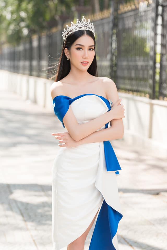 Bí quyết giúp Á hậu 1 Phạm Ngọc Phương Anh ngày càng tỏa sáng - Ảnh 3.