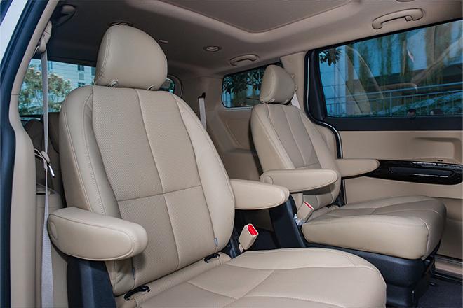 Người dùng đánh giá Kia Sedona: Đích thực xe 7 chỗ cỡ lớn cho gia đình - Ảnh 13.