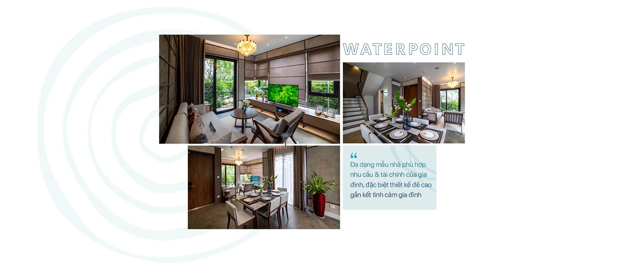 """Waterpoint – Nơi chuẩn mực quốc tế kiến tạo nên bản sắc riêng của """"Thành phố bên sông"""" - Ảnh 7."""