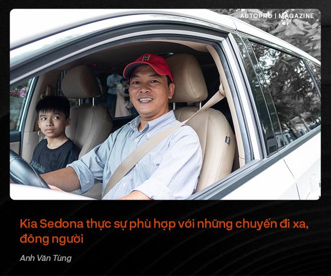Người dùng đánh giá Kia Sedona: Đích thực xe 7 chỗ cỡ lớn cho gia đình - Ảnh 5.