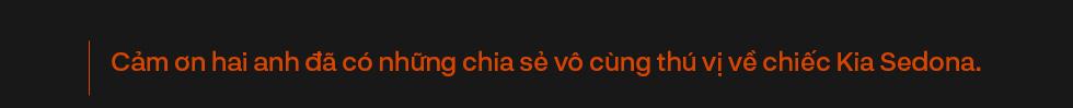Người dùng đánh giá Kia Sedona: Đích thực xe 7 chỗ cỡ lớn cho gia đình - Ảnh 18.