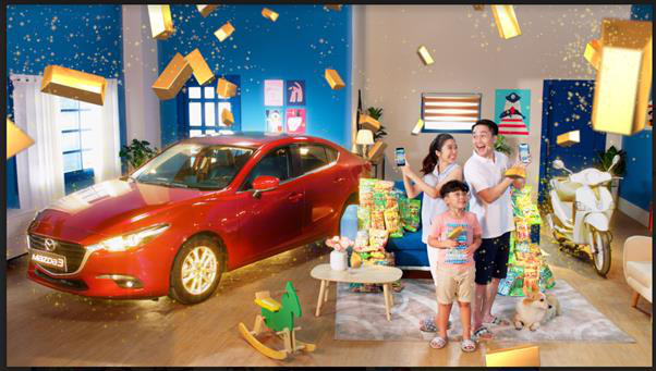 """Lộ diện chủ nhân giải thưởng xe Mazda đầu tiên của """"bão quà 15 tỷ"""" - Ảnh 2."""