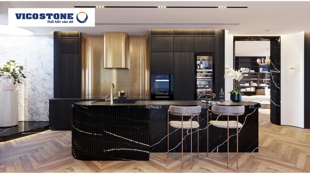 Thổi hồn cho căn bếp hiện đại từ góc nhìn của người đam mê nội thất - Ảnh 1.