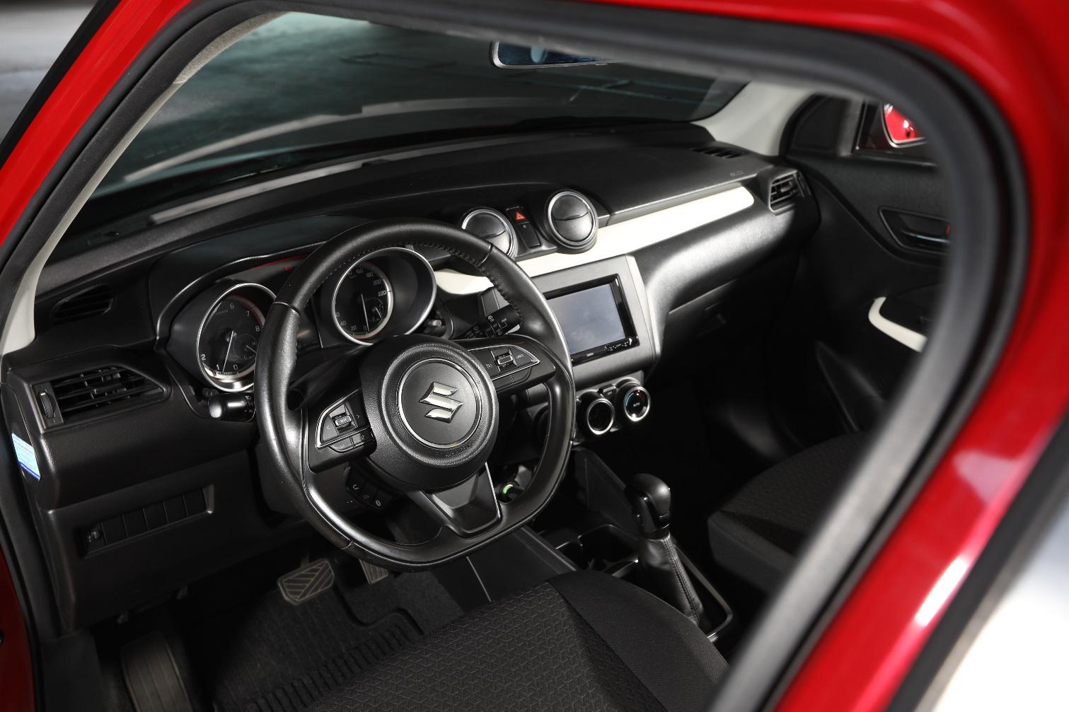 Suzuki Swift - Hatchback thời trang mang thiết kế châu Âu - Ảnh 6.