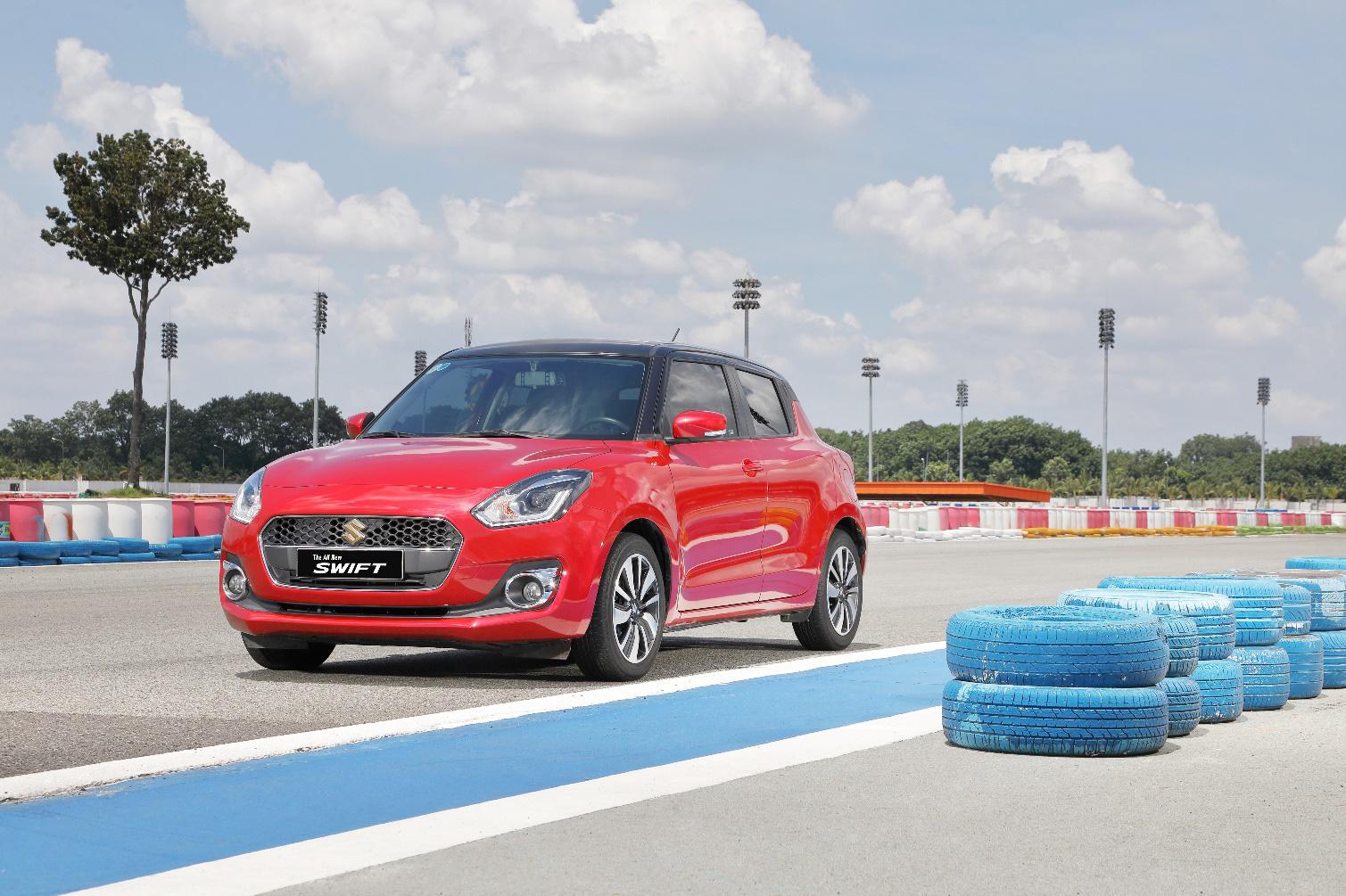 Suzuki Swift - Hatchback thời trang mang thiết kế châu Âu - Ảnh 7.