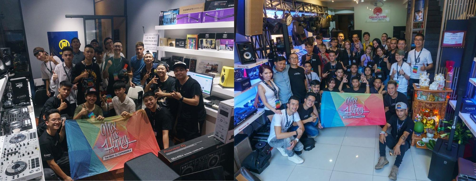 Đêm chung kết Mix Us Happy Vietnam - hành trình âm nhạc mơ ước dành cho tất cả mọi người - Ảnh 2.