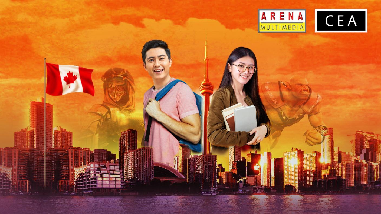 Cùng Arena vươn ra thế giới: Cơ hội vàng cho học sinh Việt - Ảnh 1.